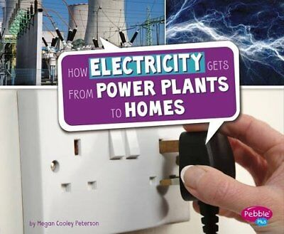 How Electricity Gets from Power Plants to Homes (Pebble Plus: Here to There) New