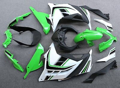 Fit For Kawasaki Ninja 300 2013-2017 14 15 16 ABS Injection Fairing Bodywork Set