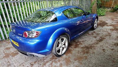 Mazda rx8 231 Spares or Repair