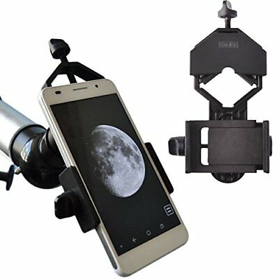 Gosky Universal Cell Phone Adapter Mount Compatible with Binocular Monocular and