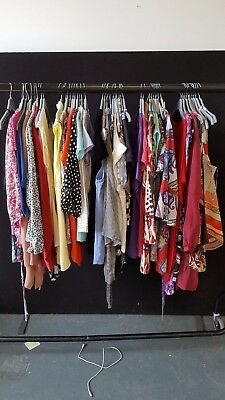 Job Lot Of Approx 52 -Ladies Formal/casual/summer; Various Styles,sizes Etc