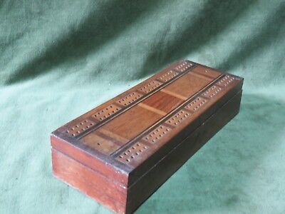 antique cribbage box 1933 for soldiers Ireland Kilkenny Barracks  Eire