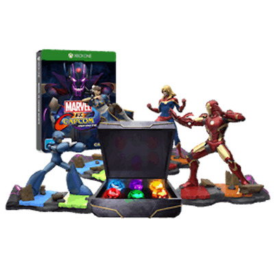 NEW Marvel vs Capcom: Infinite Collector's Edition Xbox One