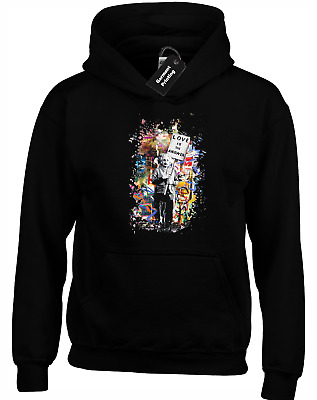 Thatäó»s My Final Answer Mens Hoodie Cool Religious Jesus