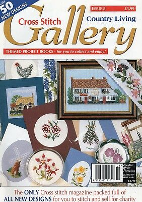 Cross Stitch Gallery Magazine - Issue 8 - Country Living