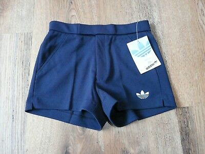 Vintage Adidas Shorts W/Tag Pockets PE Tennis Gym Size 10-12 D140 (N356)