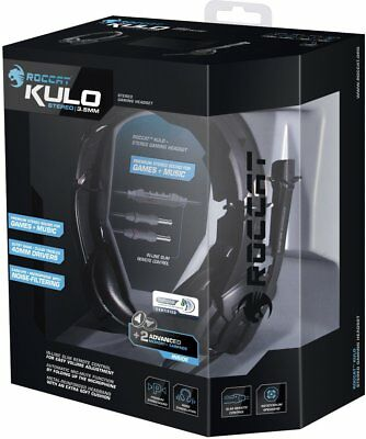 ROCCAT Kulo Stereo Gaming Headset (ROC-14-602)