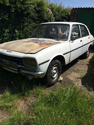 Peugeot 504Ti Saloon Automatic Project