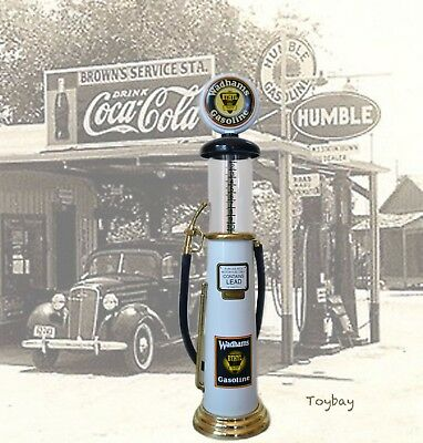 Gearbox Collectible Limited Edition Wadhams Gasoline Wayne Gas Pump ~ New In Box