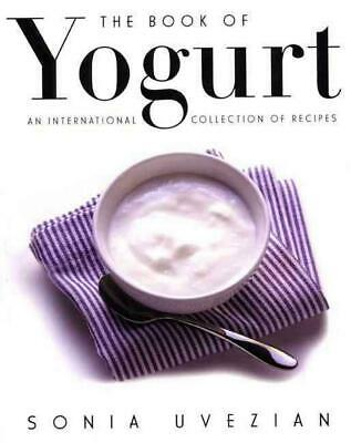 ac7d70e5f28f The Book of Yogurt by Sonia Uvezian (English) Paperback Book Free Shipping!