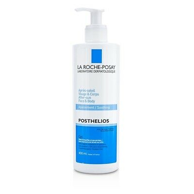 La Roche Posay Posthelios After-Sun Face & Body Soothing Gel 400ml Sun Care