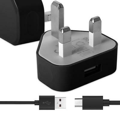 """Kindle FIRE HD 7"""" Tablet 1000 MAh USB Mains Charger Adapter SYNC CHARGE Cable"""