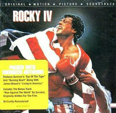 Rocky IV - Various Artists Compact Disc Free Shipping!