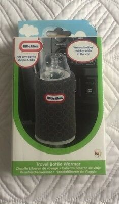 New Litttle Tikes Car Bottle Warmer - Mint Condition