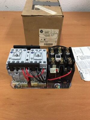 New Allen-Bradley 505X-TOD Series D Full Voltage Reversing Controller