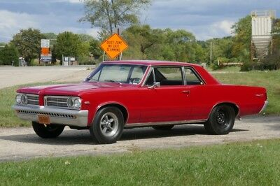 Tempest -455c.i. V8-1ST PLACE ISCA SHOW WINNER-SUPER STOCK Pontiac Tempest Red with 78,394 Miles, for sale!