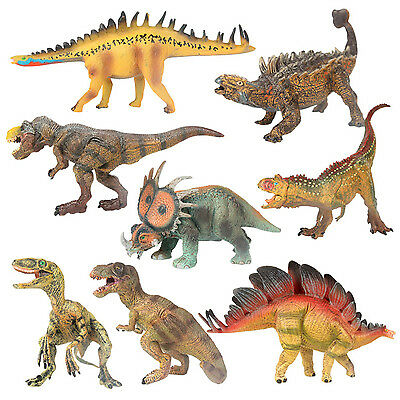 Fad Dinosaur Play Toy Animal Action Figures Novelty Collection Hot  Fine