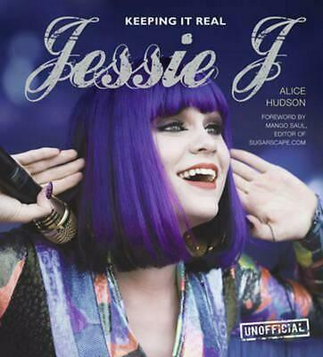 Jessie J by Alice Hudson (English) Hardcover Book Free Shipping!