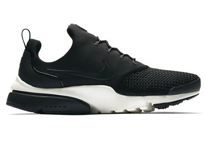 more photos 362f9 8bf23 Nike Presto Fly SE 908020 010 Mens Trainers Black Gym Shoes