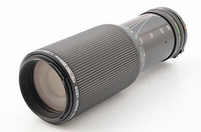 Canon New FD 100-300mm F/5.6 MF Lens For Parts 82365