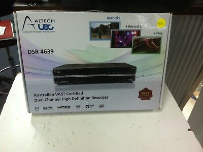 Altech Dsr 4639 High Definition Recorder Brand New In It,s Box