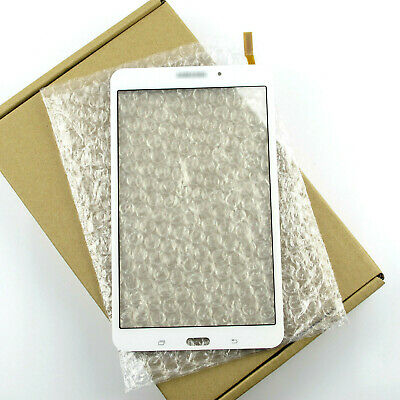 """WHITE Touch Screen Digitizer For Samsung Galaxy Tab 4 8"""" SM T337A T330 T337V"""
