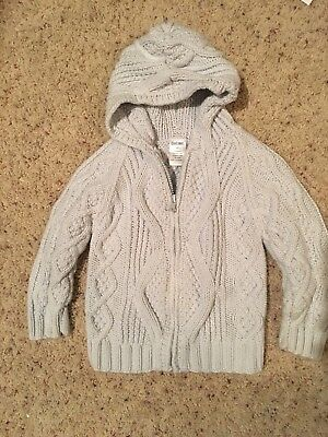 Gymboree Boy 2T Knit Sweater - 100% cotton - gently used