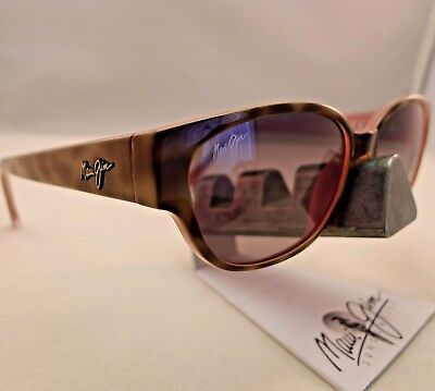 Maui Jim Anini Beach Hs269-10F Tortoise Hcl Bronze Polarized Sunglasses New 9.9