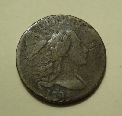 1794 Liberty Cap Large Cent, Fine Details  ~  Great Coin  ~  Make An Offer!