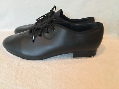 Bloch Women's Black Tap Shoes Lace Up - Size 8.5M - Techno Tap #7