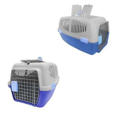 New Pet Carrier Cage Dog Cat Kitten Puppy Travel Vet Transport Box