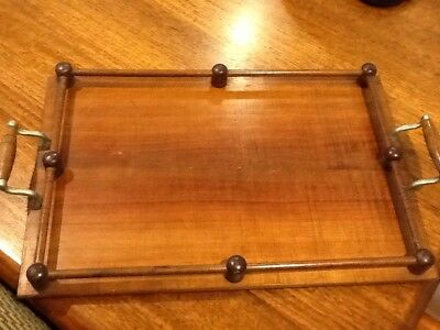 Vintage Wooden Tray