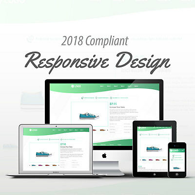 2018 Compliant Mobile Responsive Ebay Auction Listing Template Spring Curves