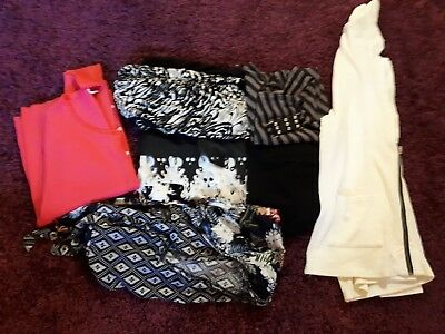 bulk size 16 ladies clothes - some new, teaberry, crossroads, ice, capital m
