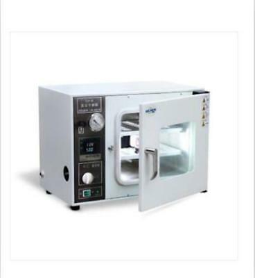 220V Digital Vacuum Drying Oven Cabinet 250℃ Working Room 300x300x275mm 0.3KW a