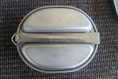 US Army Mess Kit 1982 you get 1 (20 of this date Available)