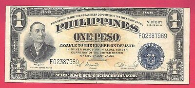 Philippines ND (1944) 1 Peso P-94