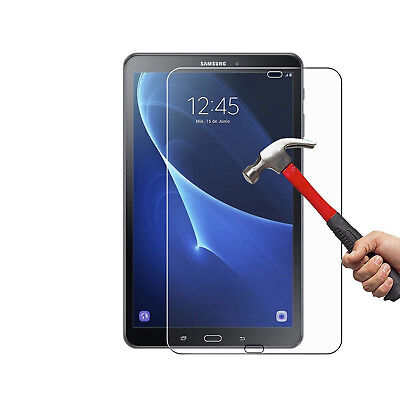 """Genuine Tempered Glass Screen Protector For Samsung Galaxy Tab A6 10.1"""" SM -T580"""