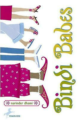 Bindi Babes by Narinder Dhami (English) Paperback Book Free Shipping!