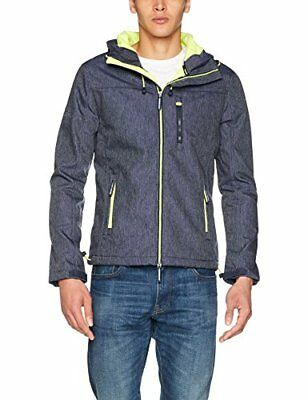 WindtrekkerGiacca Sportiva UomoBluindigof2m Hooded Superdry WindtrekkerGiacca Superdry Hooded SMqpzUV