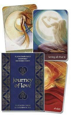 Journey of Love Oracle Cards by Alana Fairchild (English) Free Shipping!
