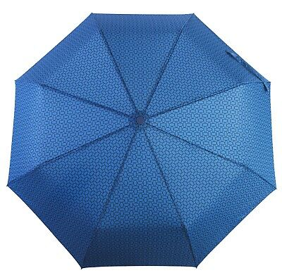 Knirps Belami Folding Telescopic Umbrella Automatic Open & Close Teal
