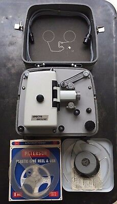 SPECTO LTD WINDSOR TYPE 204 8mm FILM CINE PROJECTOR