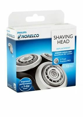 Philips Norelco Series 8000 Shaving Head Replacement RQ12 V-Track Precision NEW