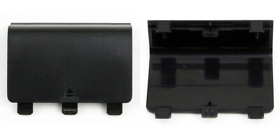 BULK - Black Battery Cover Lid Door Replacement Xbox One Wireless Controller
