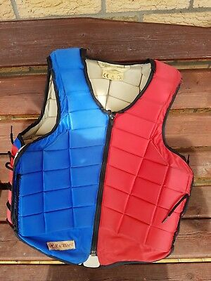 Racesafe body protector adult small standard length