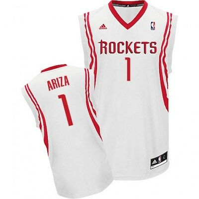 NBA Trikot HOUSTON ROCKETS Trevor Ariza Jersey Revolution30 Basketball weiß