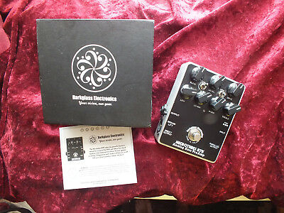 Darkglass Microtubes Bk 7 Bass Preamp Overdrive Pedal