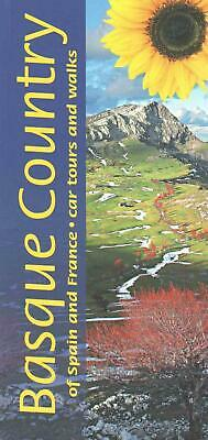 Basque Country of Spain and France by Philip Cooper (English) Paperback Book Fre
