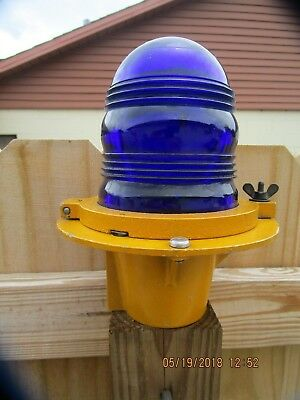 Vintage Siemens  Airport Runway Light Housing Unit #5640
